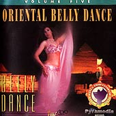 Oriental belly dance vol 5