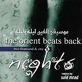 The Orient Beats Back. Two Thousand & One Nights