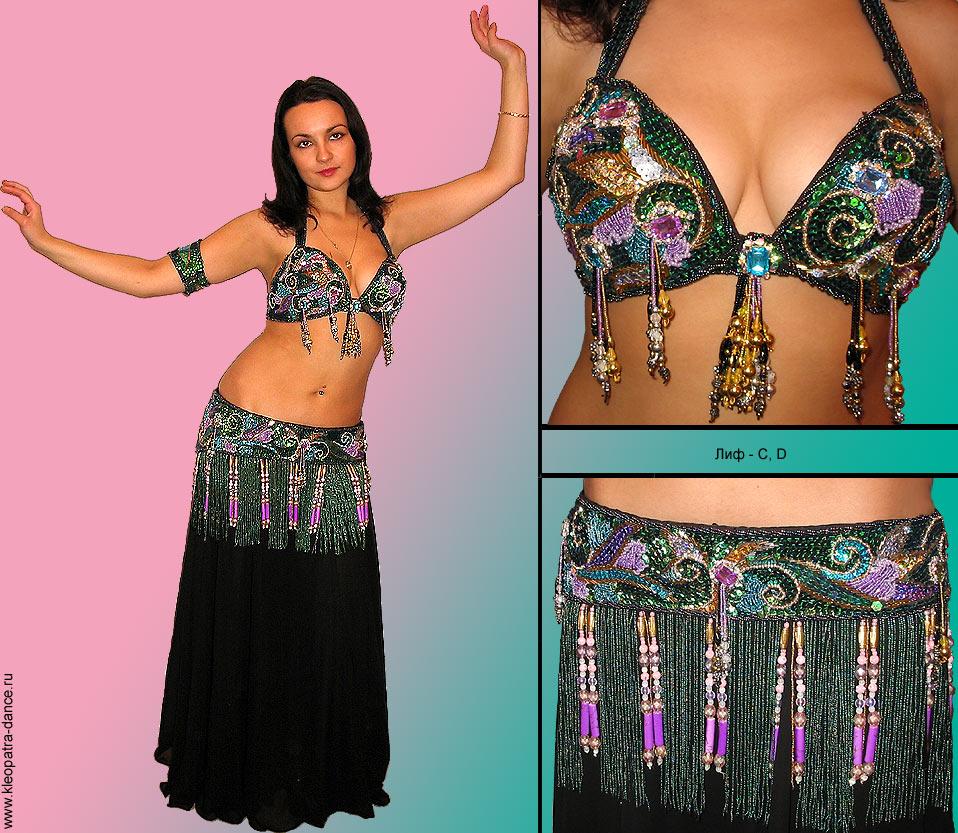 Как сделать костюмы для восточных танцев своими руками 85