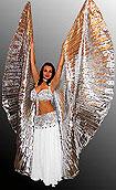 Крылья для танца живота