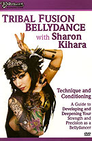 Sharon Kihara. Tribal Fusion Belly Dance