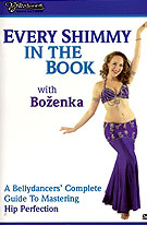 Every Shimmy in the Book with Bozenka