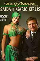 "Saida & Mario Kirlis ""Bellydance instruction"