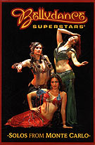 "Шоу ""Bellydance Superstars""  Solos from Monte Carlo"